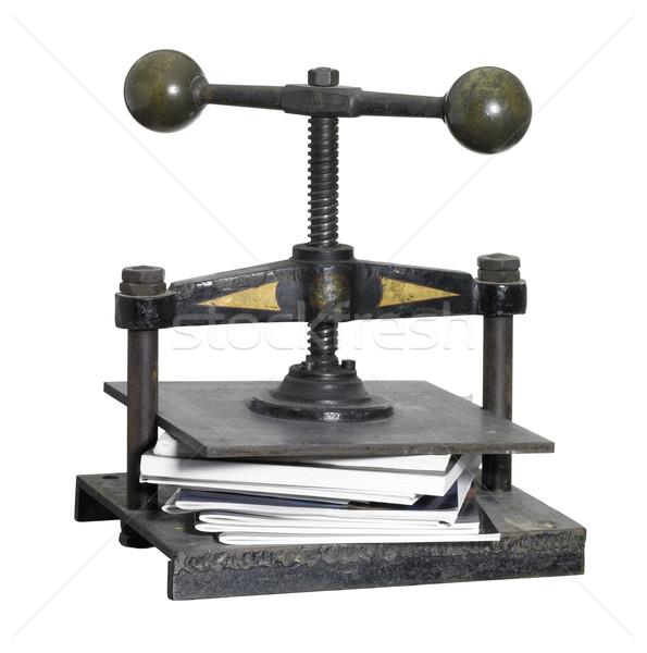 ノスタルジック キーを押します カットアウト 歴史 ストックフォト © prill