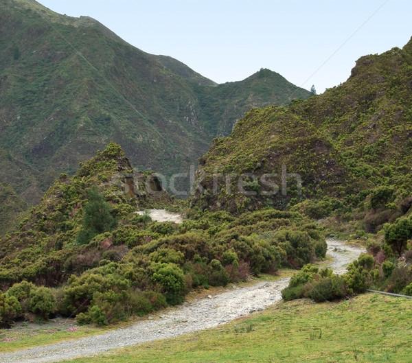のどかな 風景 岩石層 島 列島 グループ ストックフォト © prill