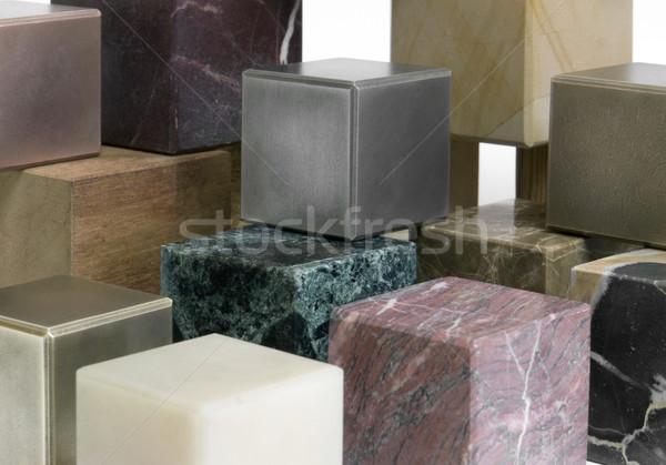 various cubes Stock photo © prill