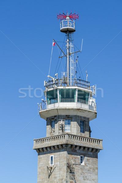 Osservazione torre dettaglio in giro costruzione Foto d'archivio © prill