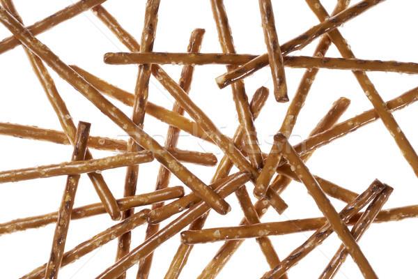 salt sticks closeup Stock photo © prill