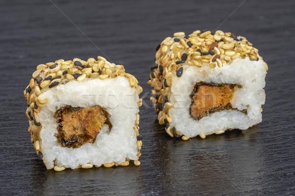 sushi dishes Stock photo © prill