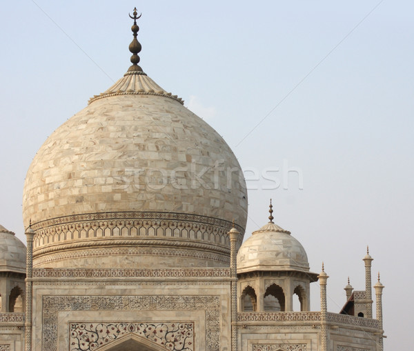 Taj Mahal Stock photo © prill