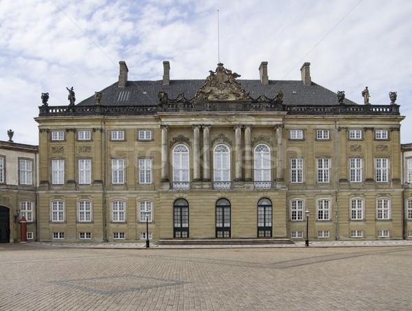 Копенгаген город Дания лет Cityscape города Сток-фото © prill