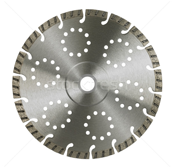 frontal cut-off wheel Stock photo © prill