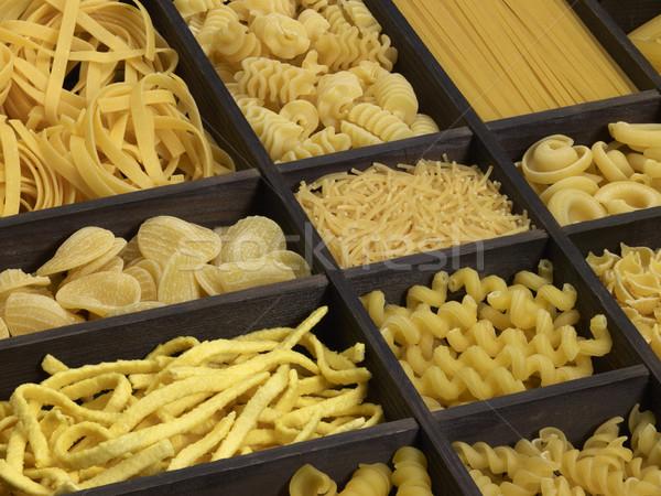 Foto stock: Caixa · trigo · chinês