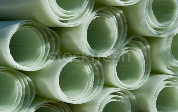 plastic rolls Stock photo © prill