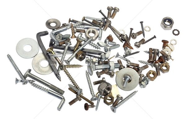 screw clutter Stock photo © prill