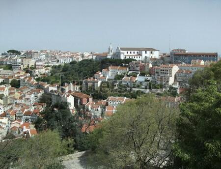 Lisbon Stock photo © prill