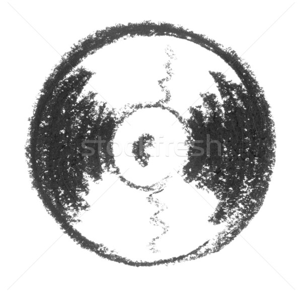 sketched record Stock photo © prill