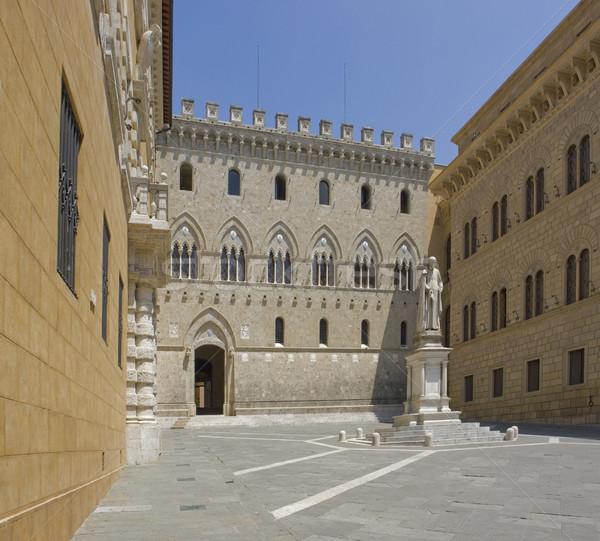 Siena in Italy Stock photo © prill