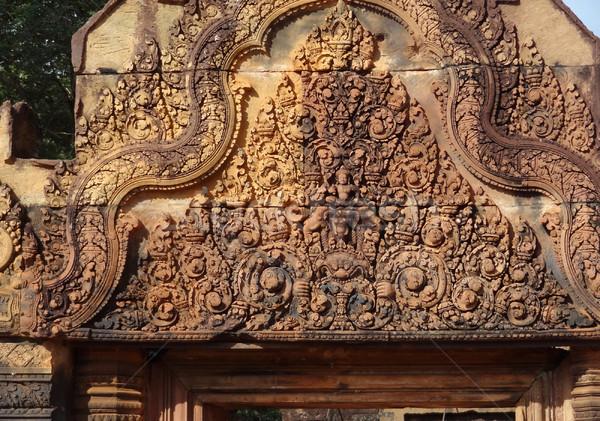 Banteay Srei Stock photo © prill