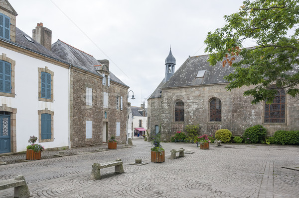 Carnac in Brittany Stock photo © prill