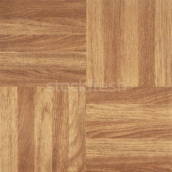 wooden parquet detail Stock photo © prill