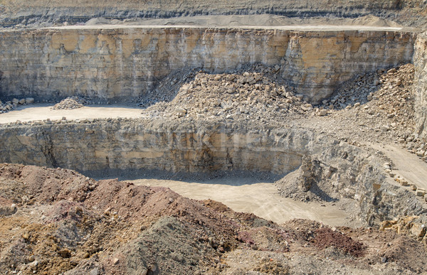 quarry Stock photo © prill