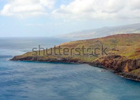 ストックフォト: 島 · マデイラ · 風景 · ビーチ · 自然