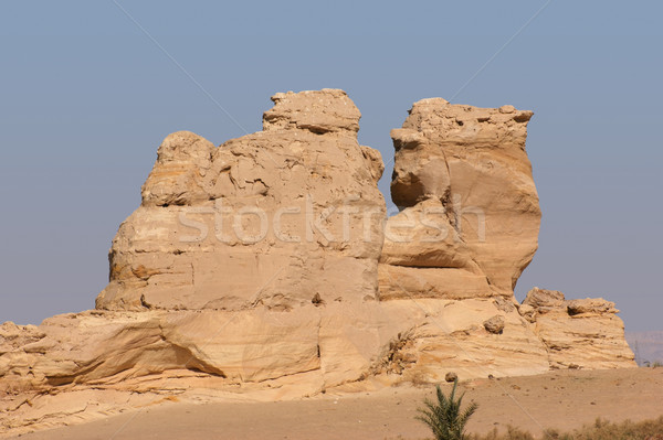 rock formation Stock photo © prill