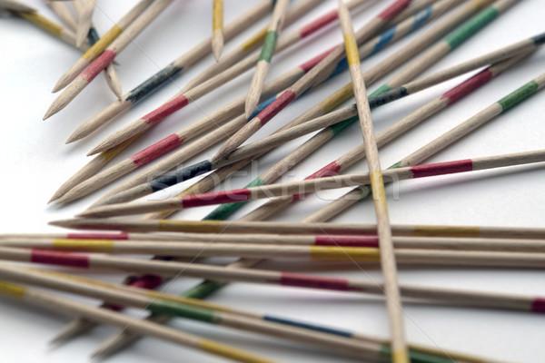 Stock photo: Mikado sticks