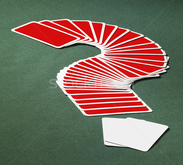 playing cards Stock photo © prill