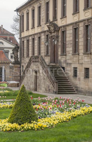 Stadtschloss in Fulda Stock photo © prill