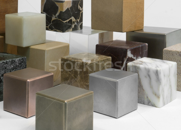 various cubes Stock photo © prill