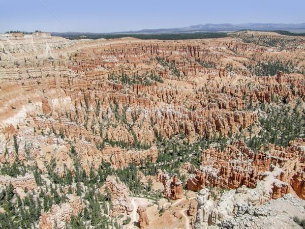 Bryce Canyon National Park Stock photo © prill