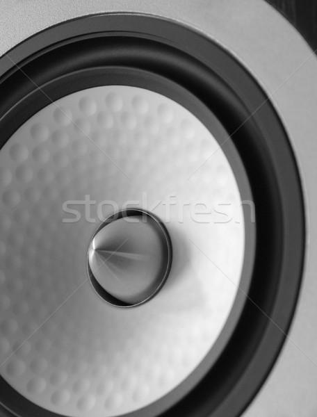 modern speaker detail Stock photo © prill