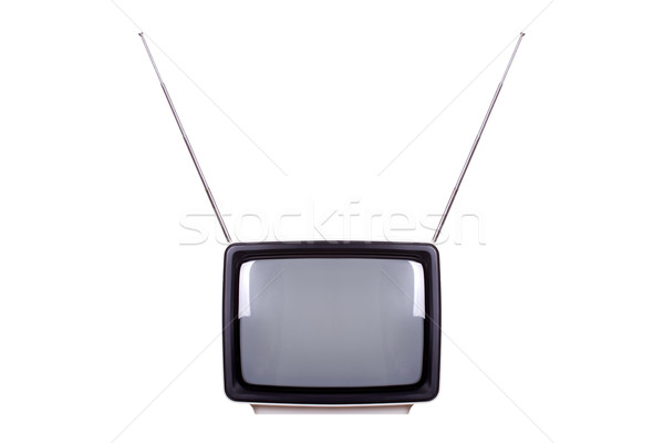 old television Stock photo © pterwort