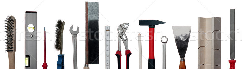 concept of tools Stock photo © pterwort