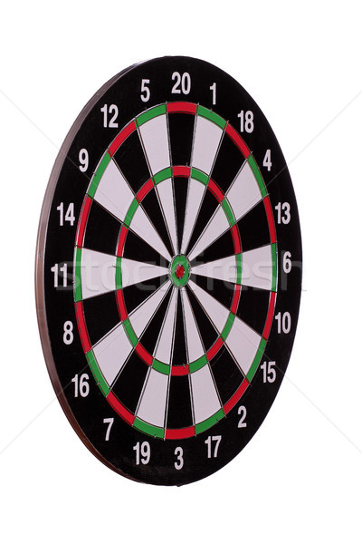sideview of dart board Stock photo © pterwort