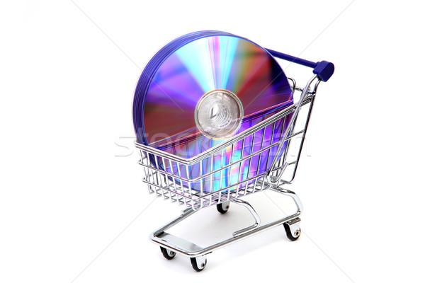 online shopping Stock photo © pterwort