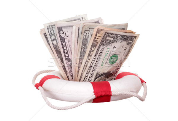 Dólares negocios papel fondo ayudar vida Foto stock © pterwort