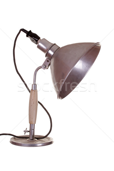 old table lamp Stock photo © pterwort