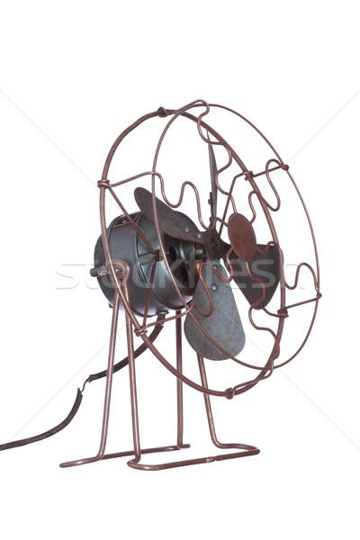 very old ventilator Stock photo © pterwort