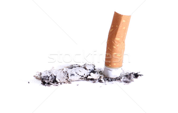 end of smoking Stock photo © pterwort