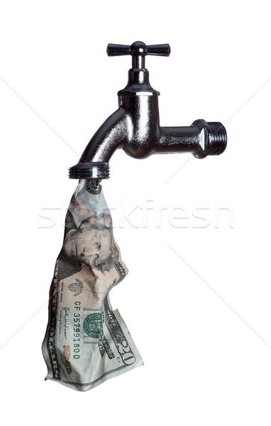 20 dollar with tab Stock photo © pterwort