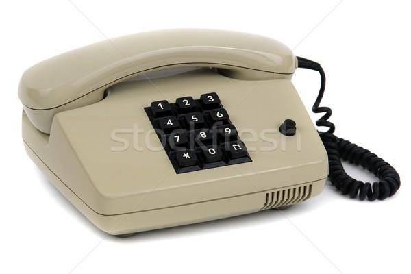 old telephone Stock photo © pterwort