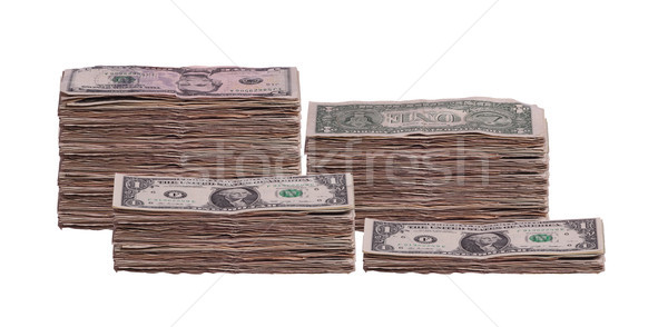 lot of money Stock photo © pterwort