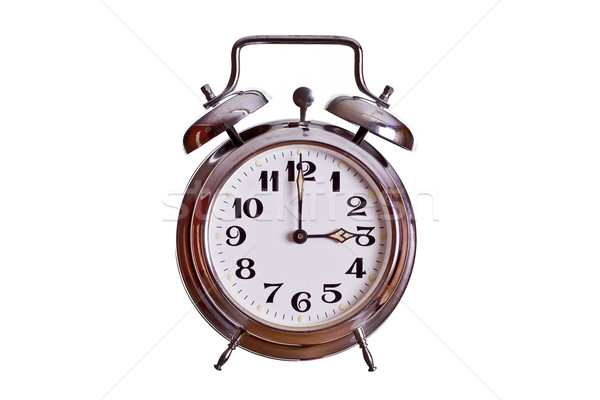 3 o'clock Stock photo © pterwort