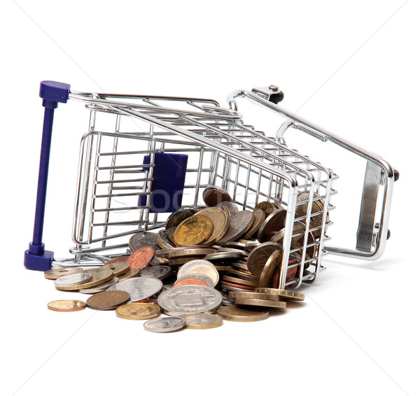 coins Stock photo © pterwort