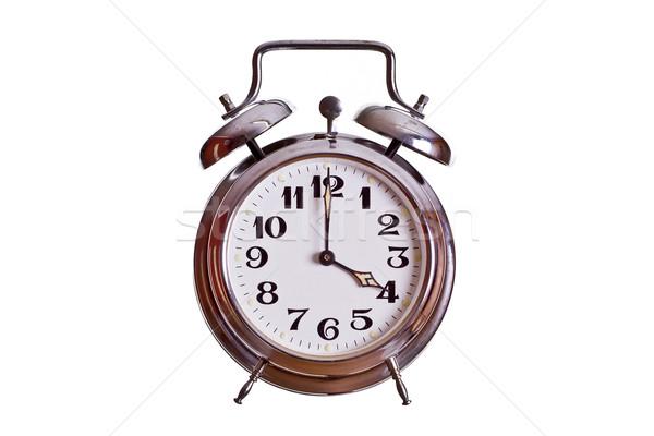 4 o'clock Stock photo © pterwort