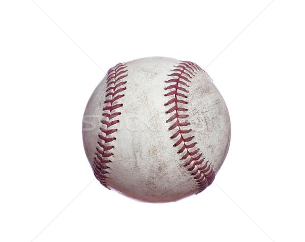 old used baseball Stock photo © pterwort