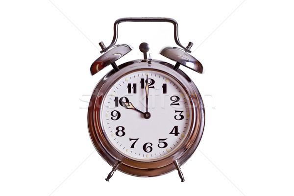 10 o'clock Stock photo © pterwort