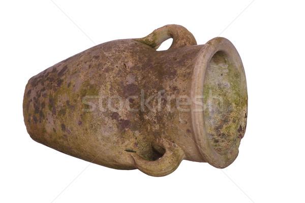 dirty amphora Stock photo © pterwort