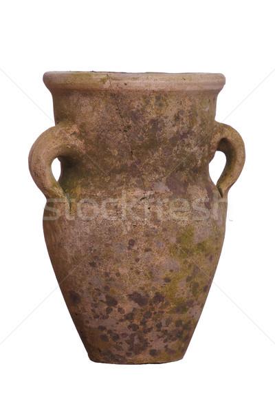 old amphora Stock photo © pterwort