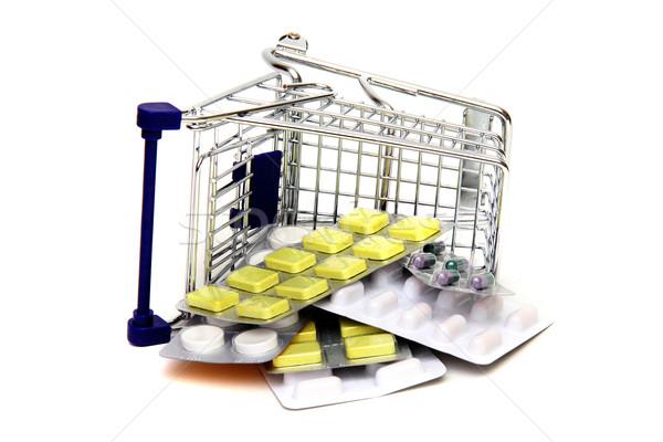 врач медицинской медицина магазин более белый Сток-фото © pterwort