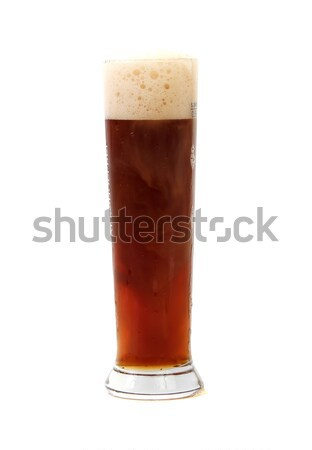 beer brewed of wheat Stock photo © pterwort