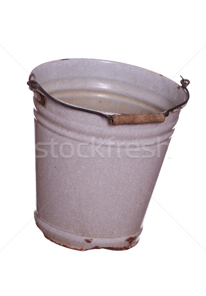 old bucket Stock photo © pterwort