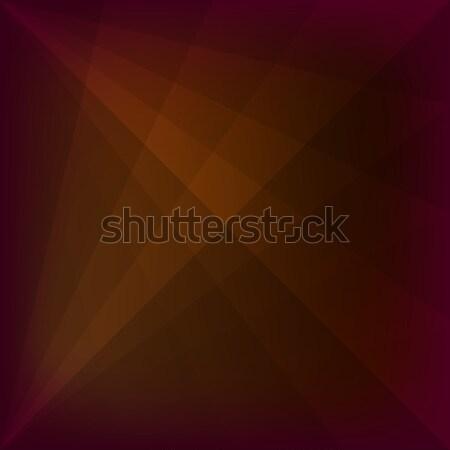 Abstrato escuro laranja textura estoque vetor Foto stock © punsayaporn