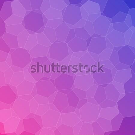 Soyut stok vektör teknoloji web duvar kağıdı Stok fotoğraf © punsayaporn